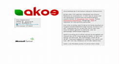 Preview of akoe.nl